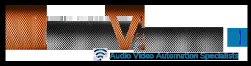 Audovation Logo and tagline