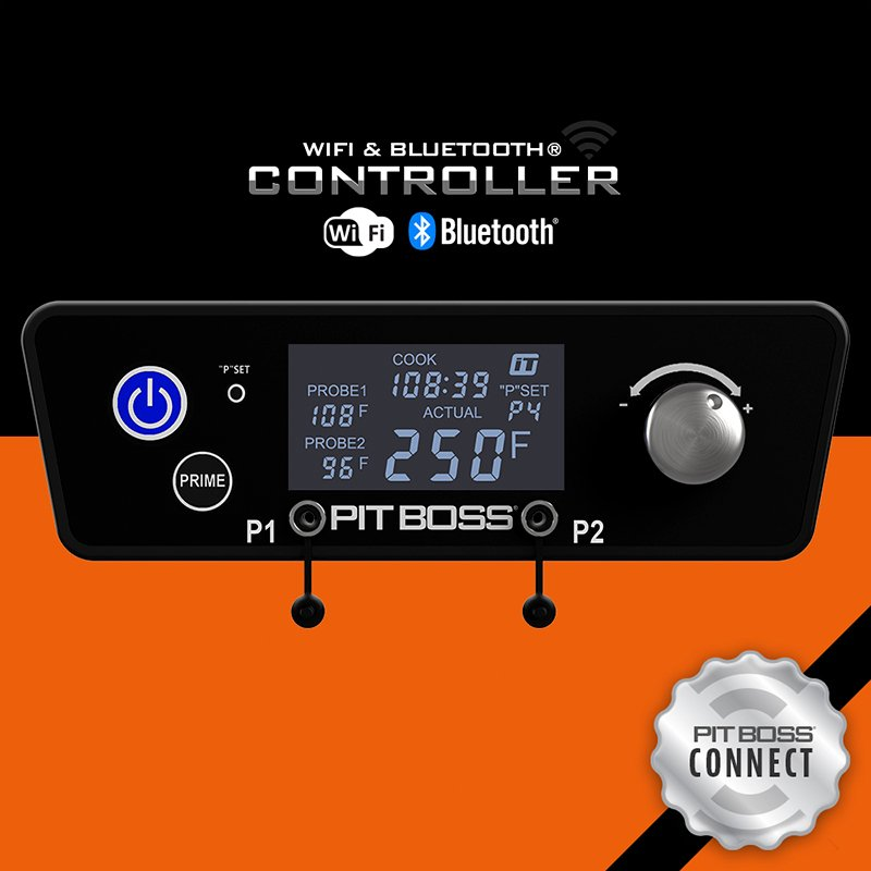 PIT BOSS LEGACY WIFI AND BLUETOOTH® CONNECTED CONTROL BOARD